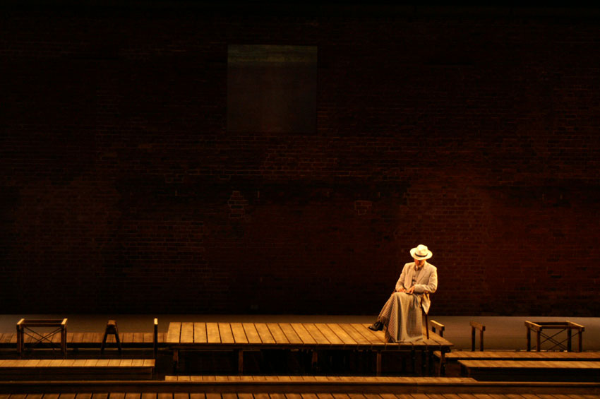 Death in Venice, Aldeburgh, 2007