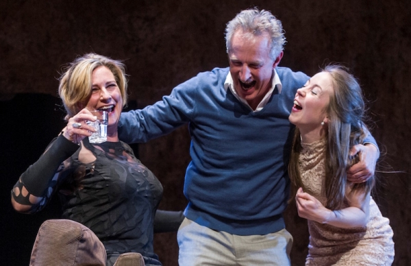 Wie is er bang voor Virginia Woolf, Theaterbureau Hummelinck Stuurman 2017